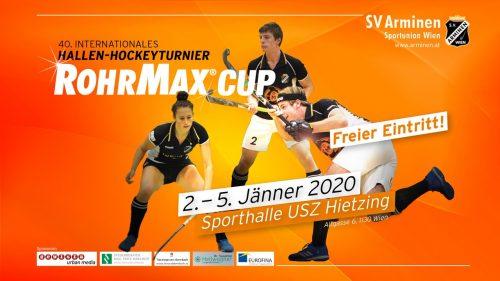 RohrMax Cup 2020 – ČR ženy, Rakousko